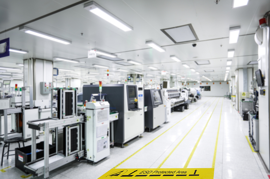mantenimiento del sistema de fabricación