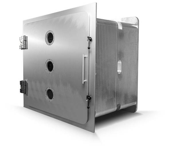 Large Vacuum Chamber | 1440 Liters | Thierry Corp.