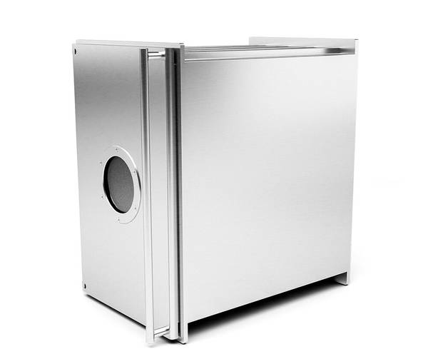 Vacuum Chamber Stainless Steel | 150 Liters | Thierry Corp.