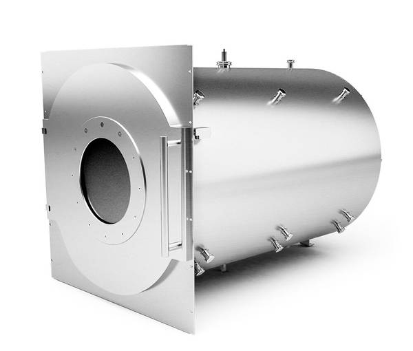 Vacuum Chamber Stainless Steel | 322-400 Liters | Thierry Corp.